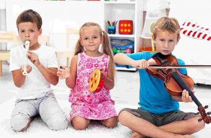Ensemble Music develops team building